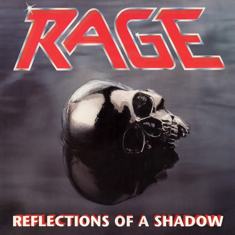 Rage - Reflections of a Shadow (1990) Cover