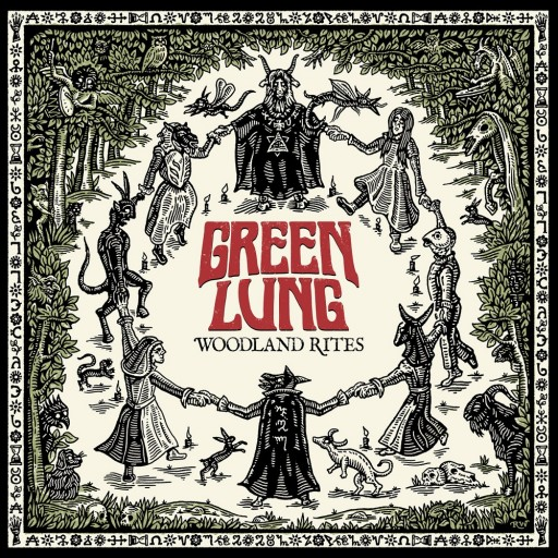 Green Lung - Woodland Rites 2019