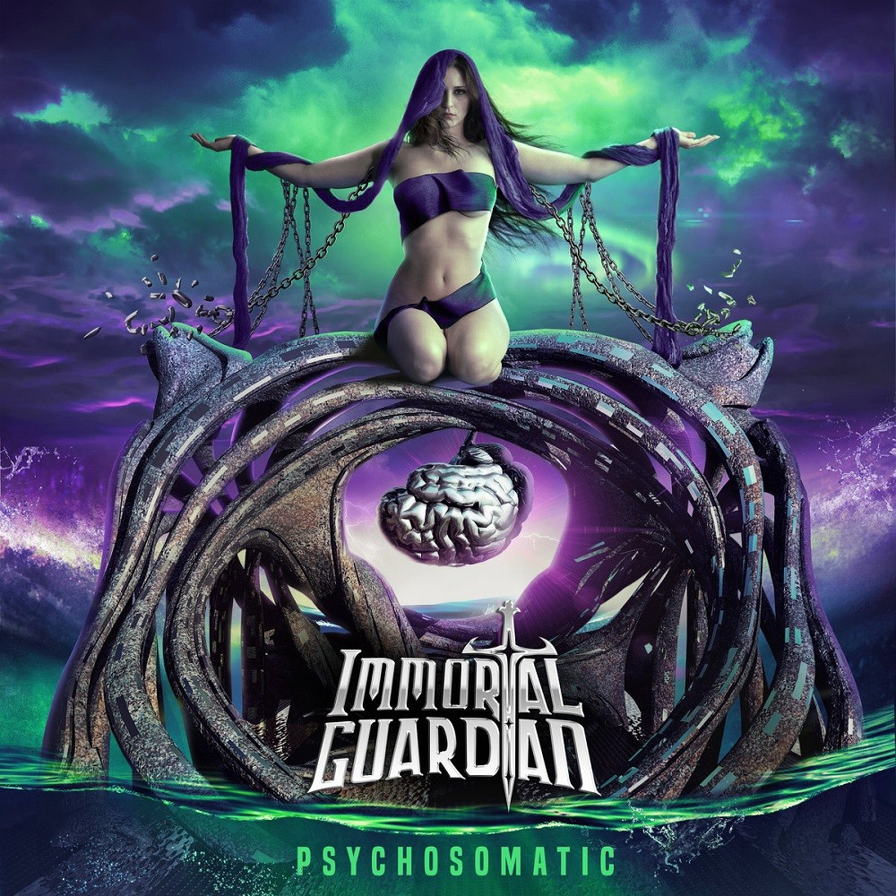 Immortal Guardian - Psychosomatic (2021) Cover