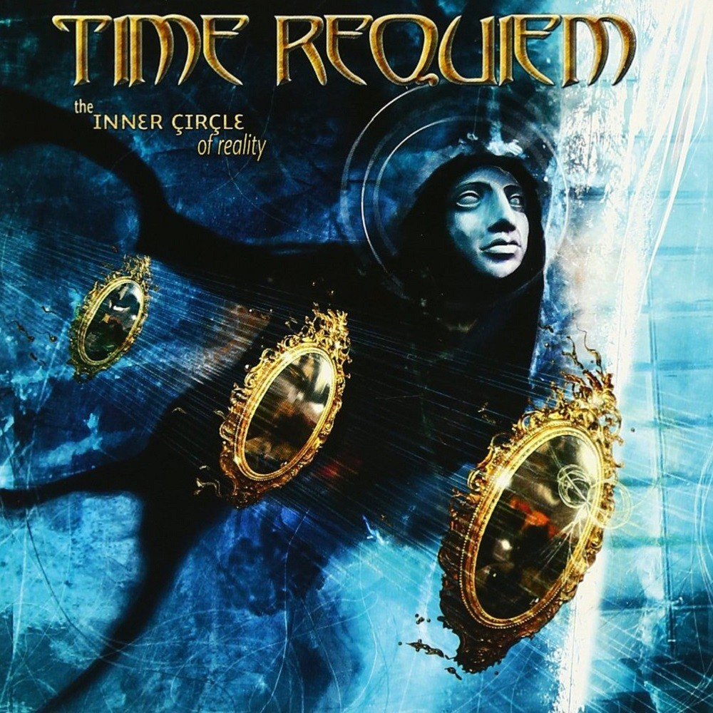 Time Requiem - The Inner Circle of Reality (2004) Cover