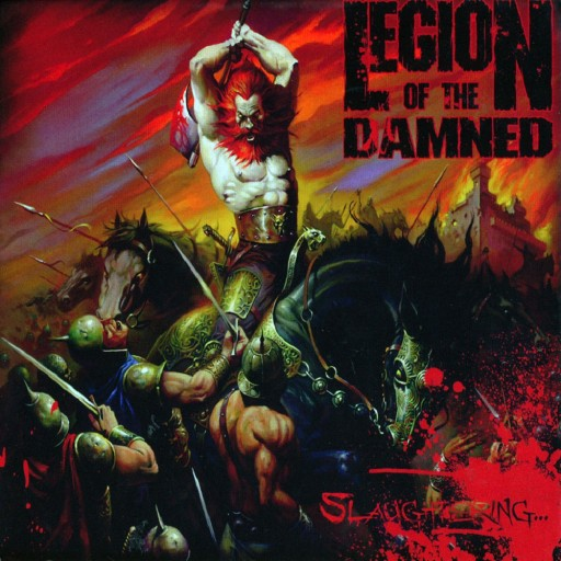 Legion of the Damned - Slaughtering... 2010