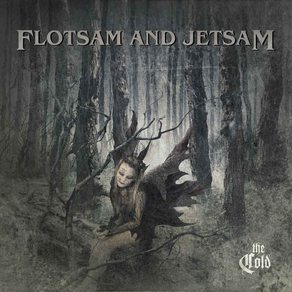 Flotsam and Jetsam - The Cold (2010) Cover