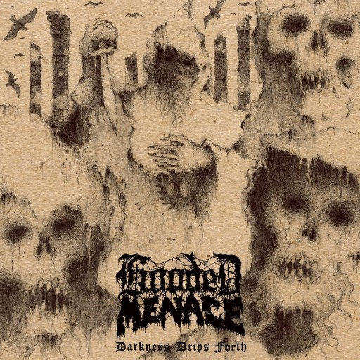 Hooded Menace - Darkness Drips Forth 2015