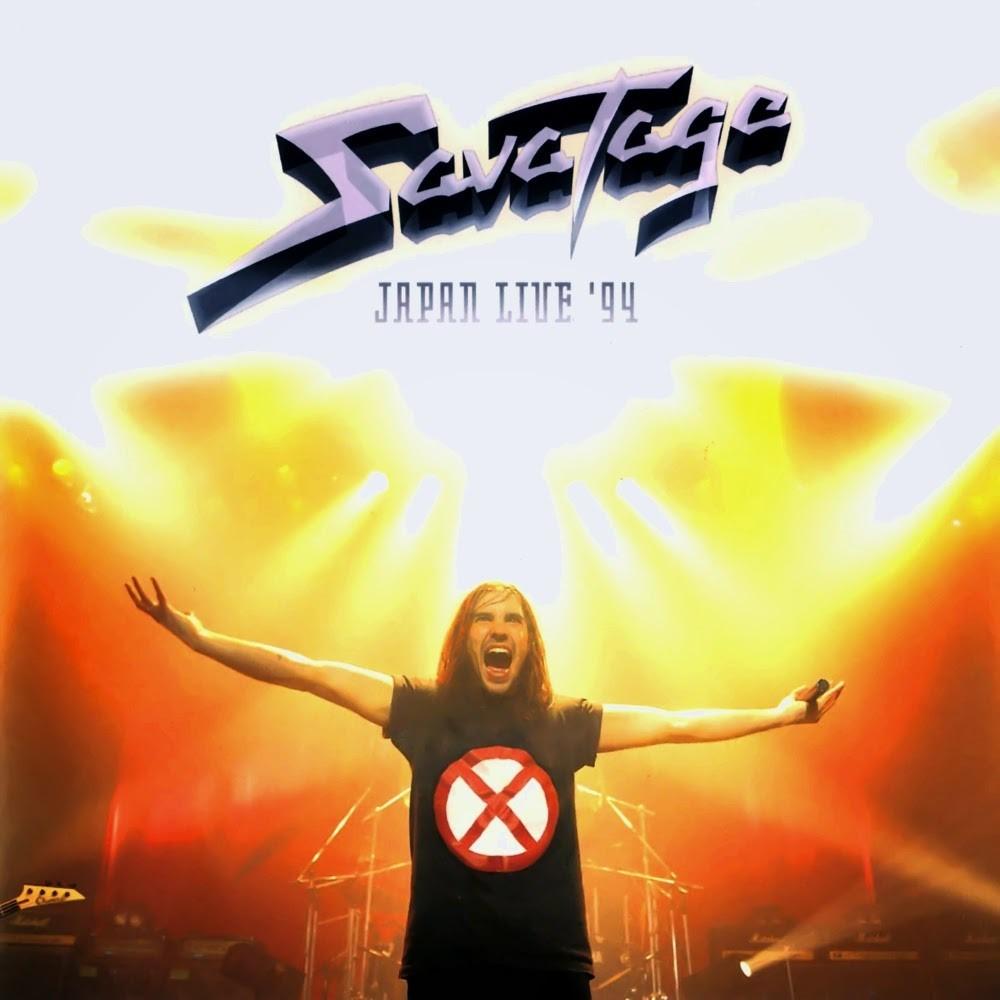 Savatage - Japan Live '94 (1995) Cover
