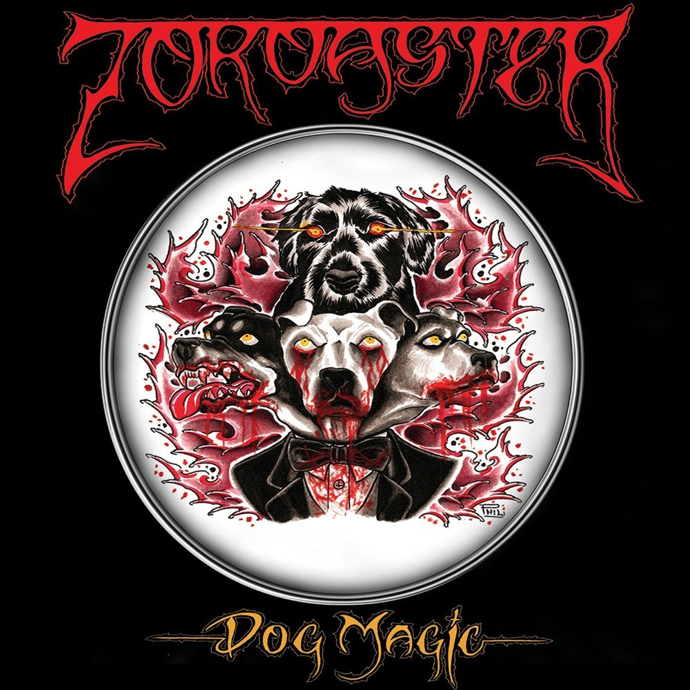 Zoroaster - Dog Magic (2007) Cover