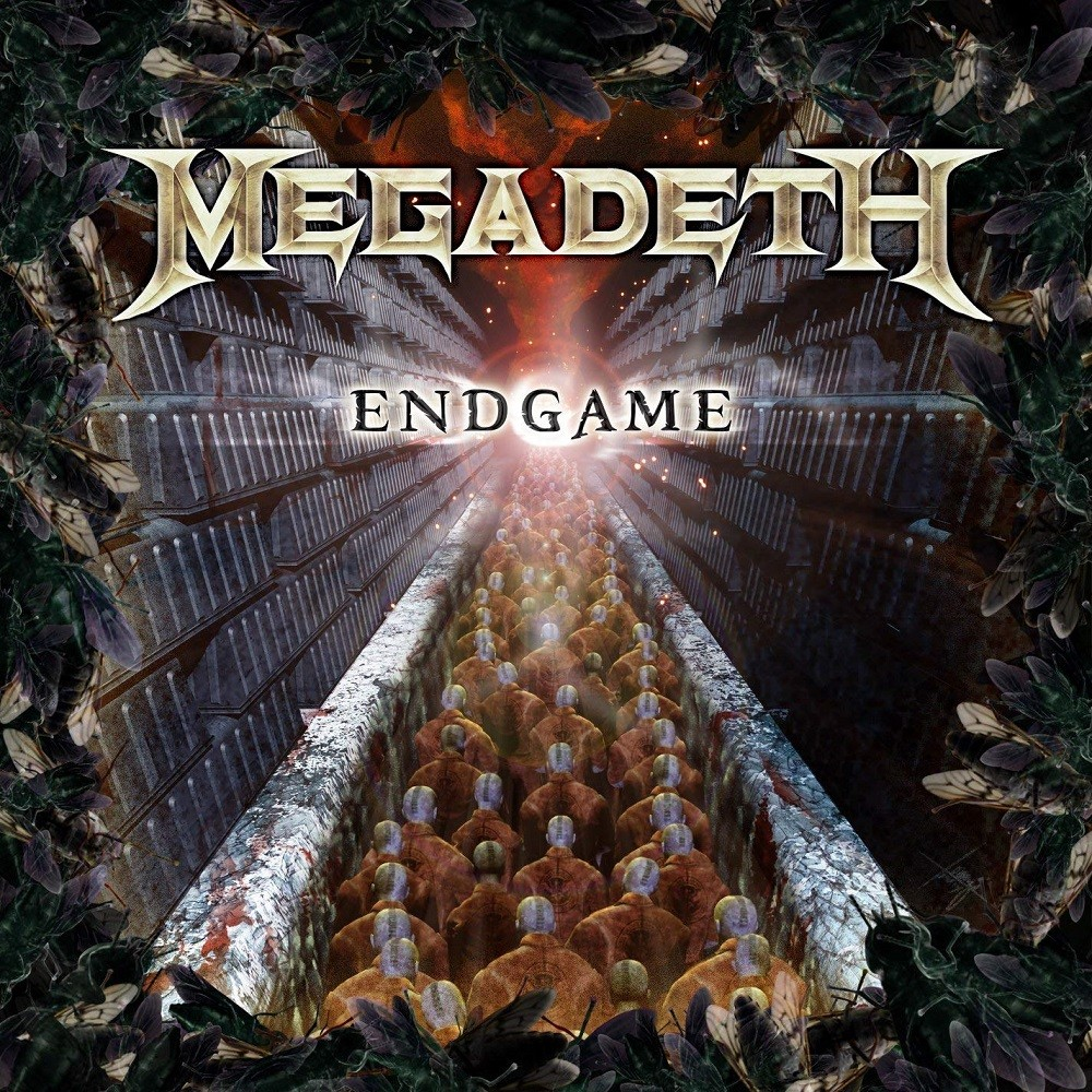 Megadeth - Endgame (2009) Cover