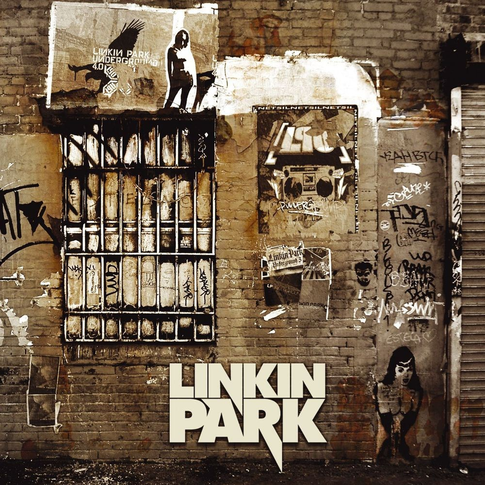 Linkin Park - Songs From the Underground (2008) Cover