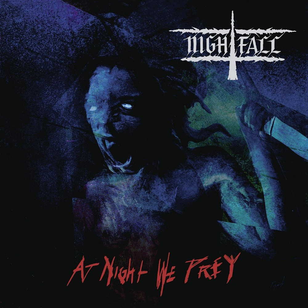 Nightfall - At Night We Prey (2021) Cover