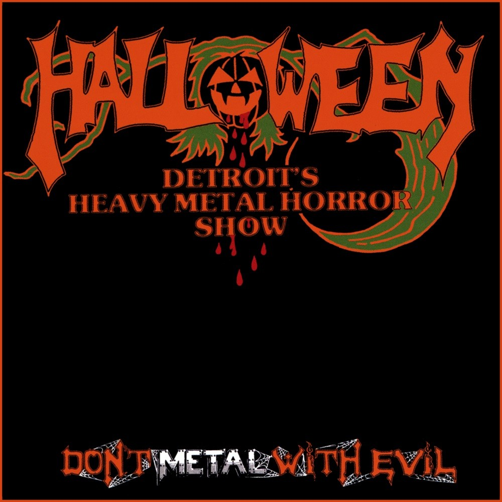 Halloween - Don't Metal With Evil (1985) Cover