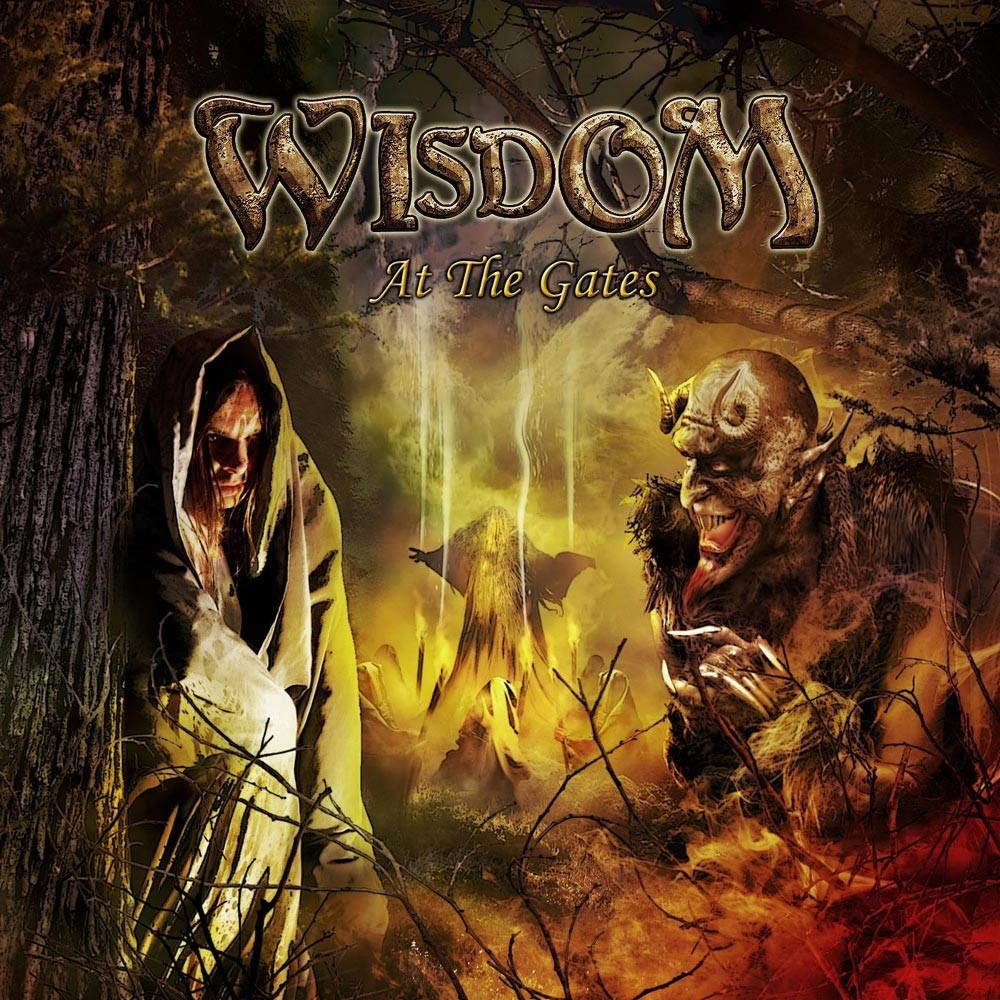 Wisdom - At the Gates (2007) Cover