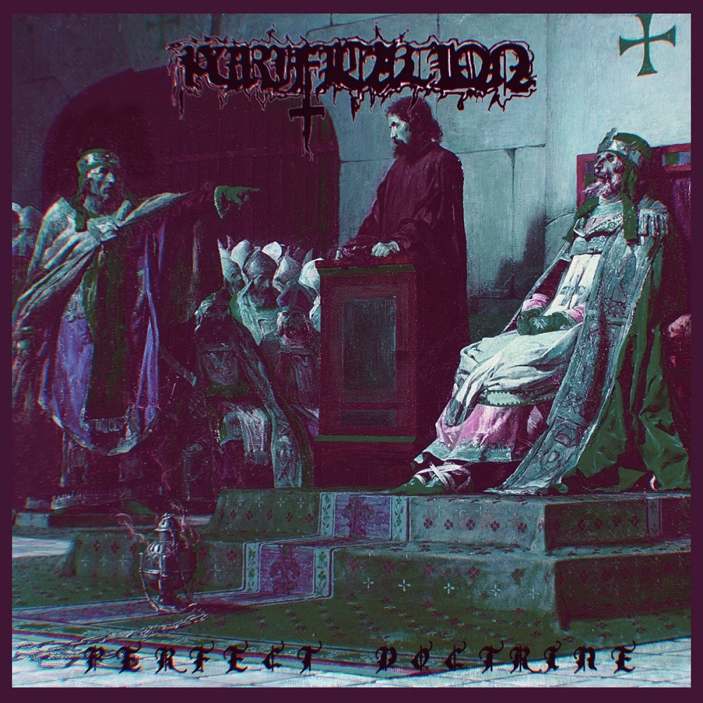 Purification - Perfect Doctrine (2020) Cover