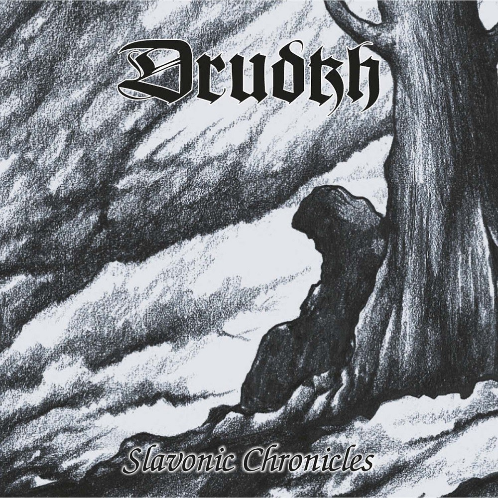 Drudkh - Slavonic Chronicles (2010) Cover
