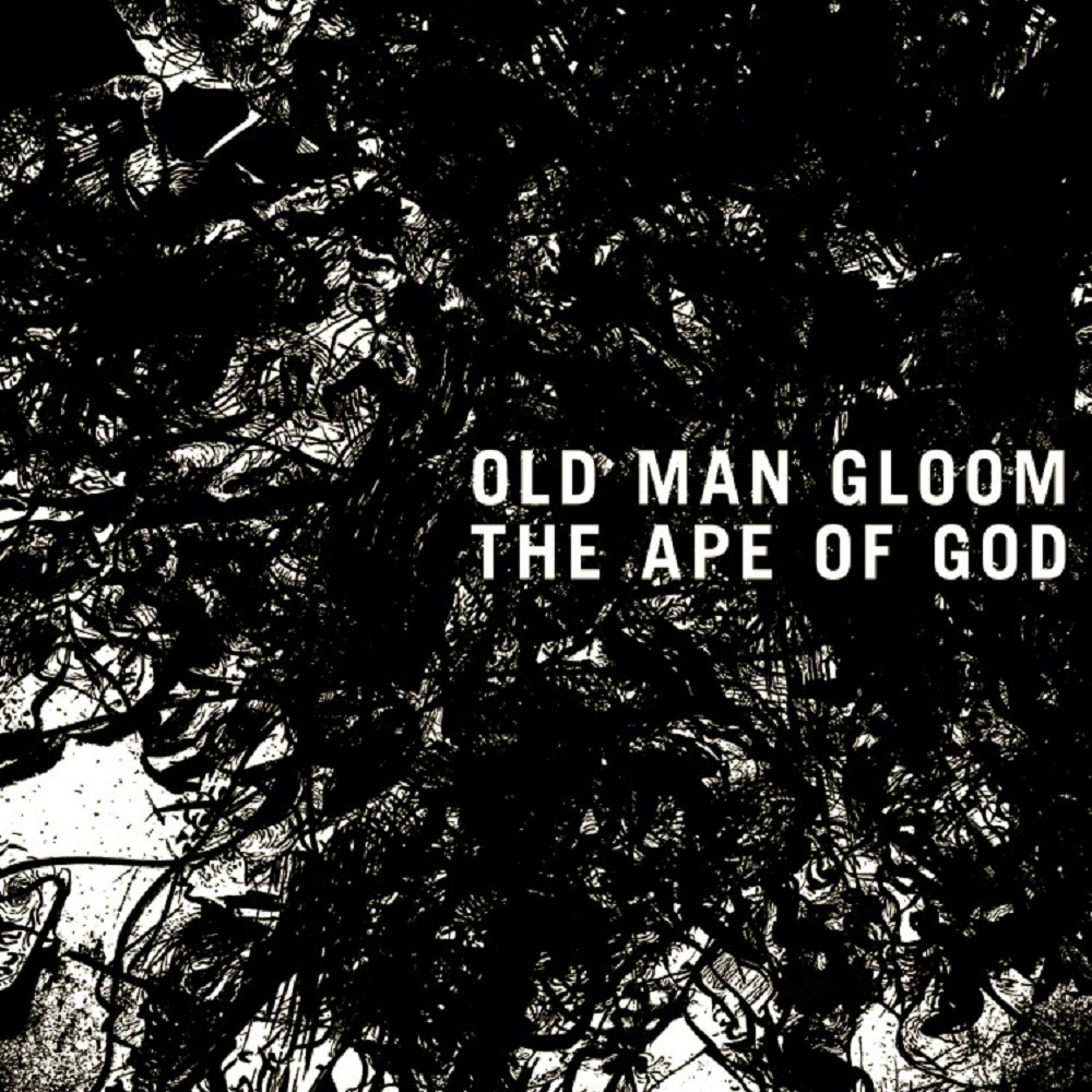 Old Man Gloom - The Ape of God (2014) Cover