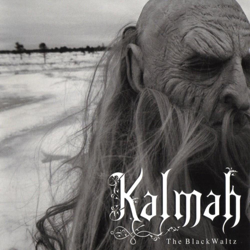 Kalmah - The Black Waltz (2006) Cover