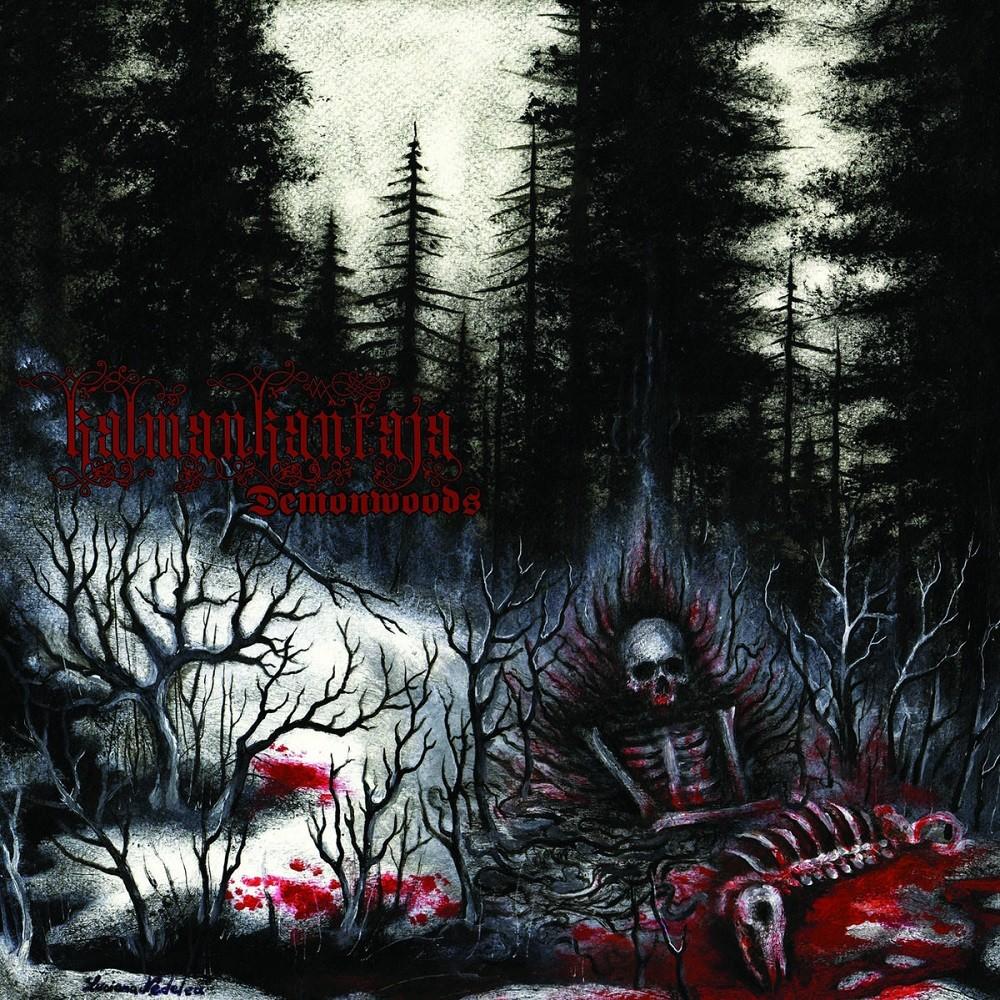 Kalmankantaja - Demonwoods (2017) Cover