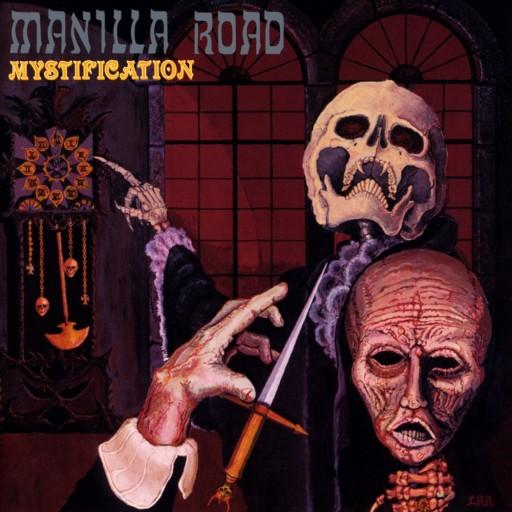 Manilla Road - Mystification 1987