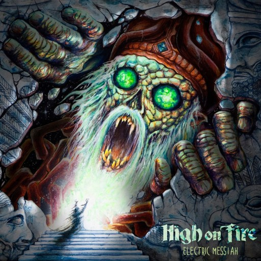 High on Fire - Electric Messiah 2018