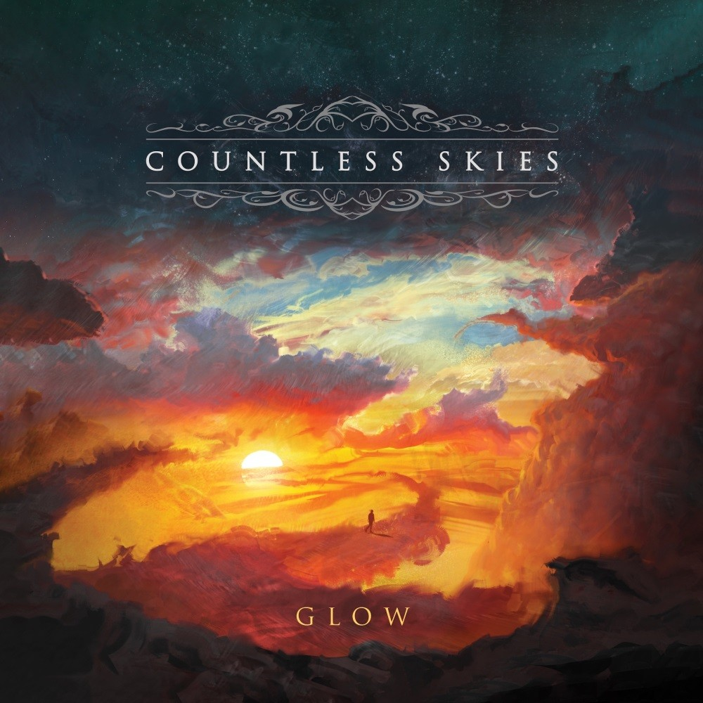 Countless Skies - Glow (2020) Cover