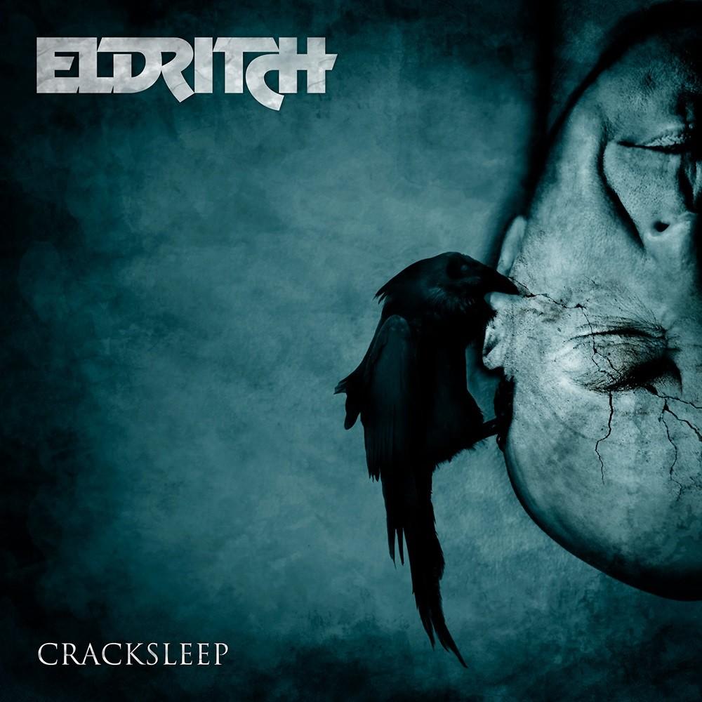 Eldritch - Cracksleep (2018) Cover