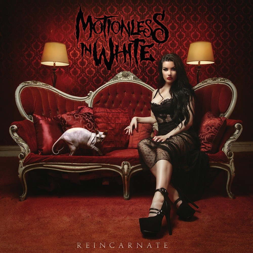 Motionless in White - Reincarnate (2014) Cover