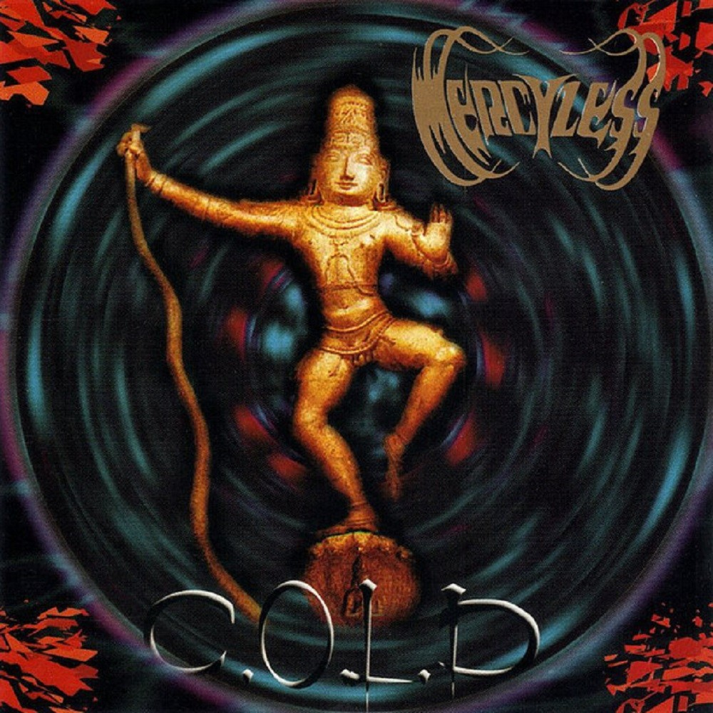 Mercyless - C.O.L.D. (1996) Cover