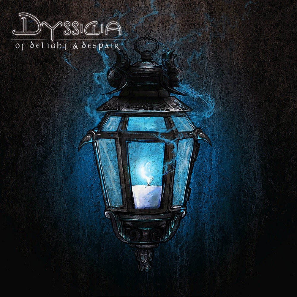 Dyssidia - Of Delight and Despair (2016) Cover