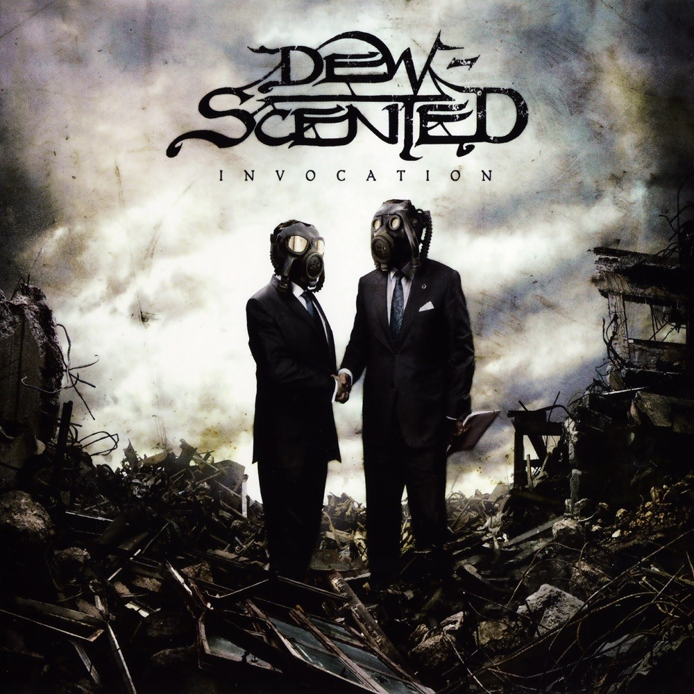Dew-Scented - Invocation (2010) Cover