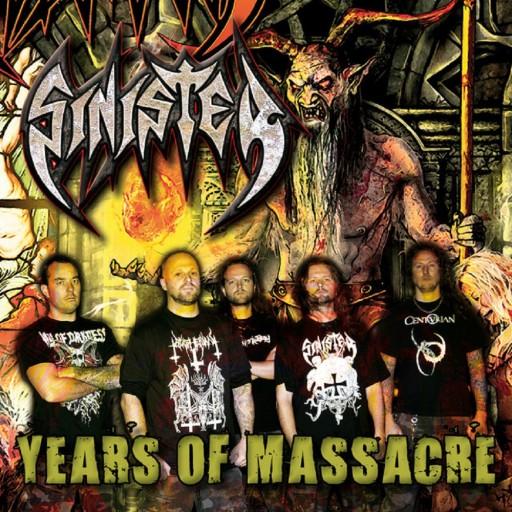 Sinister - Years of Massacre 2013