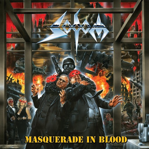 Sodom - Masquerade in Blood 1995