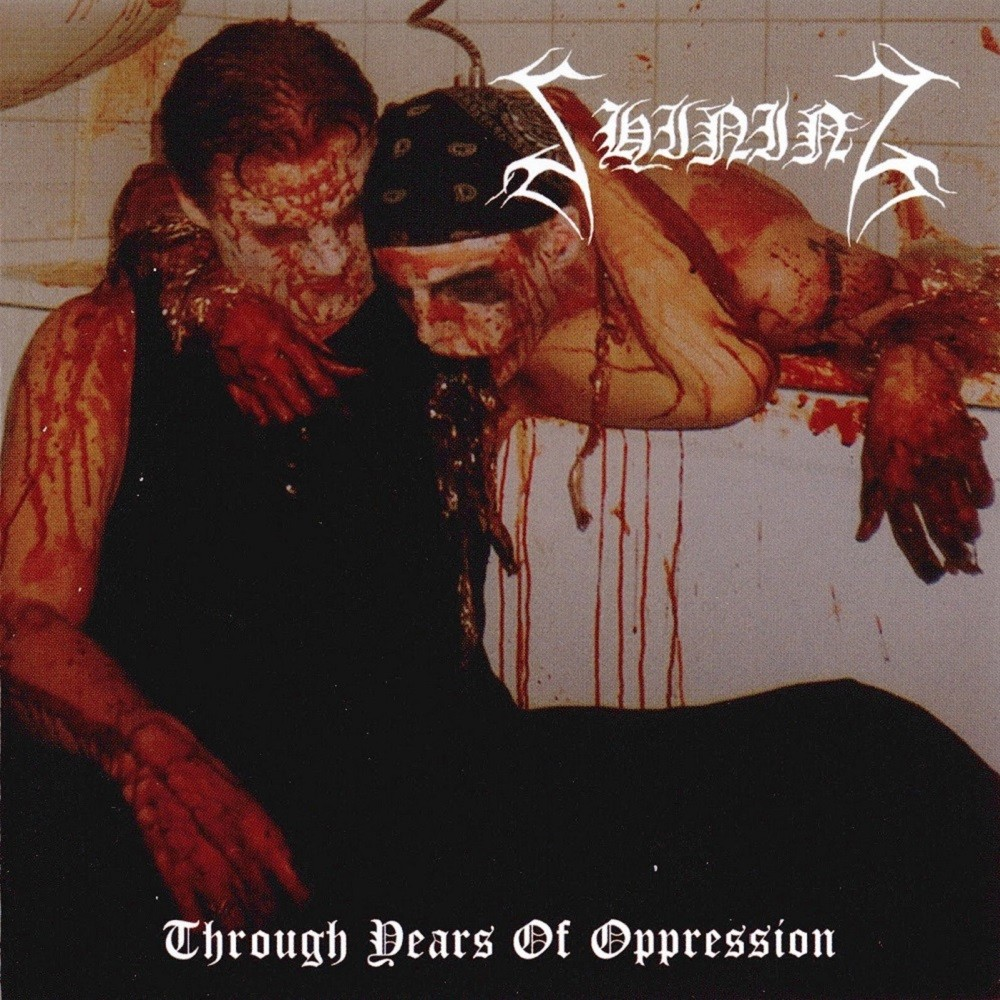 Shining (SWE) - Through Years of Oppression (2004) Cover