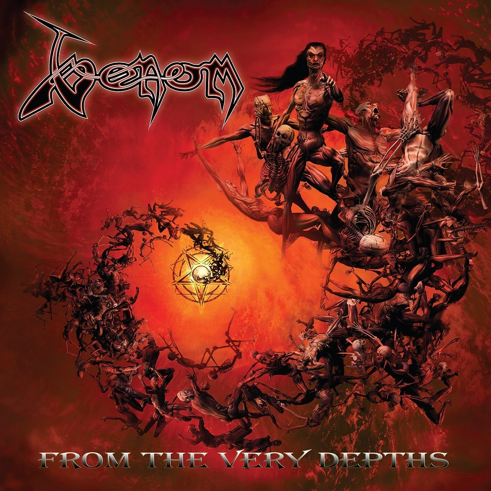 Venom - From the Very Depths (2015) Cover