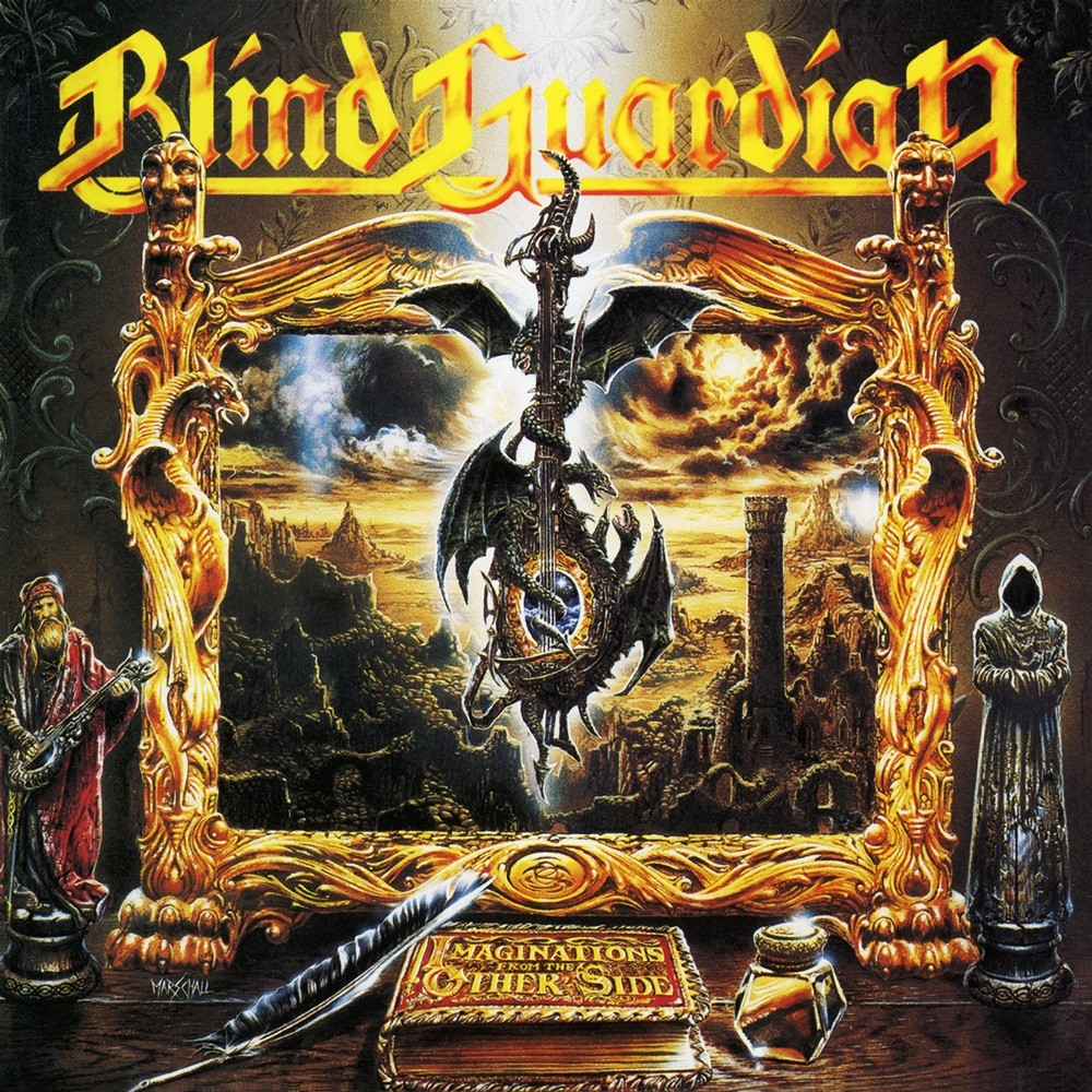 Blind Guardian - Imaginations From the Other Side (1995) Cover