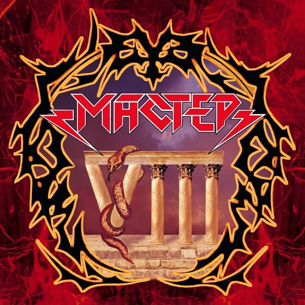 Macтep - VIII (2010) Cover