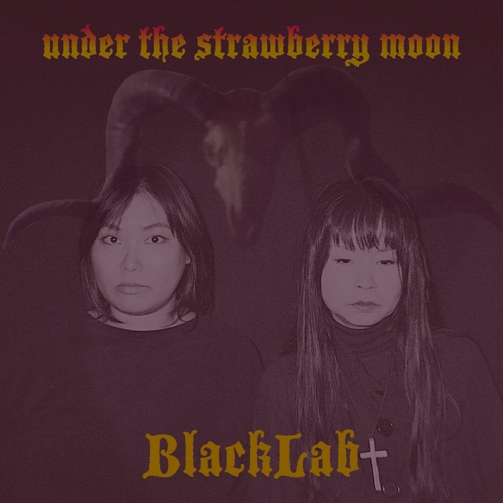 BlackLab - Under the Strawberry Moon (2018) Cover