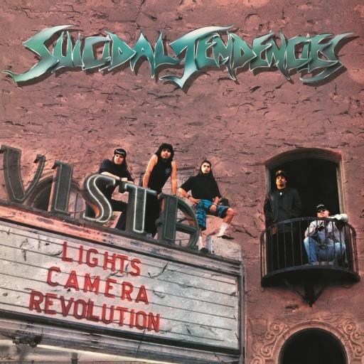 Suicidal Tendencies - Lights Camera Revolution 1990