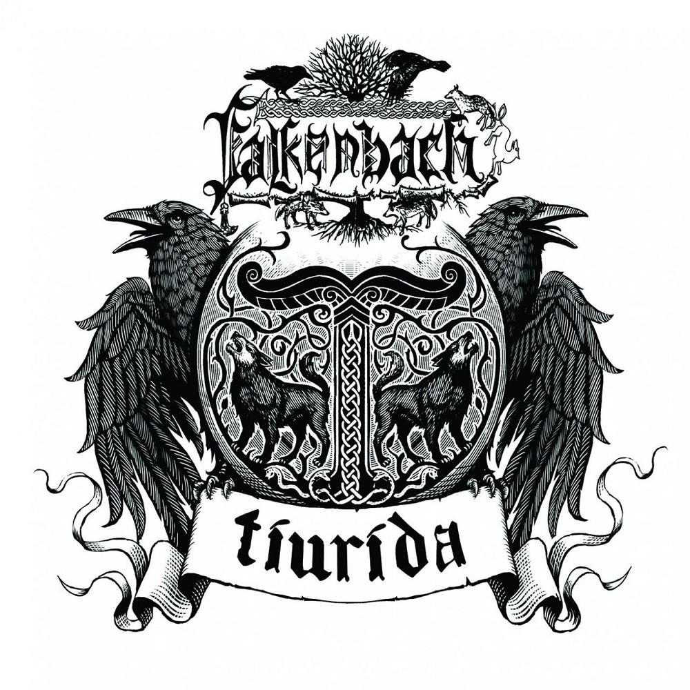 Falkenbach - Tiurida (2011) Cover