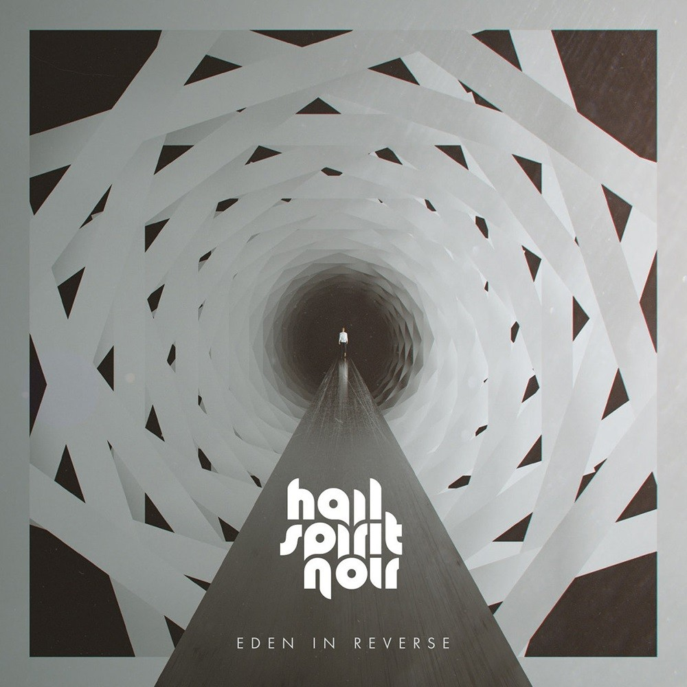 Hail Spirit Noir - Eden in Reverse (2020) Cover