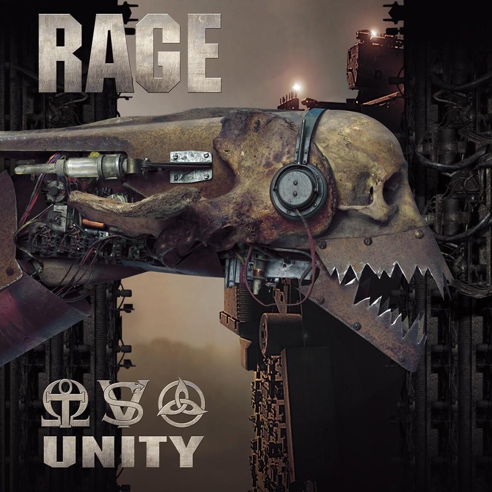 Rage - Unity (2002) Cover