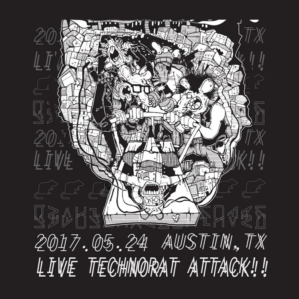 Expander - Live Technorat Attack (2018) Cover