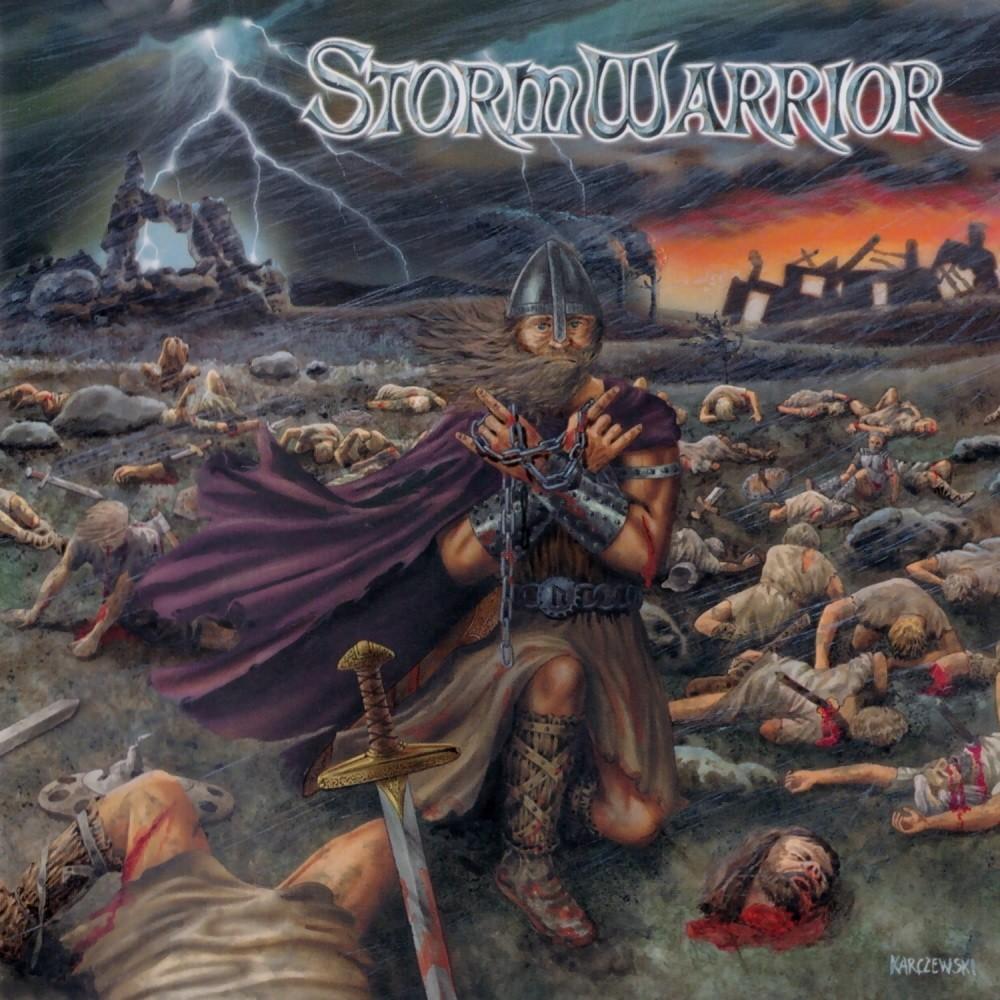 Stormwarrior - Stormwarrior (2002) Cover