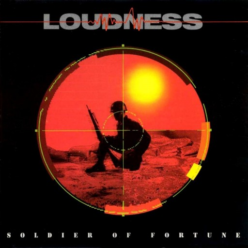 Loudness - Soldier of Fortune 1989