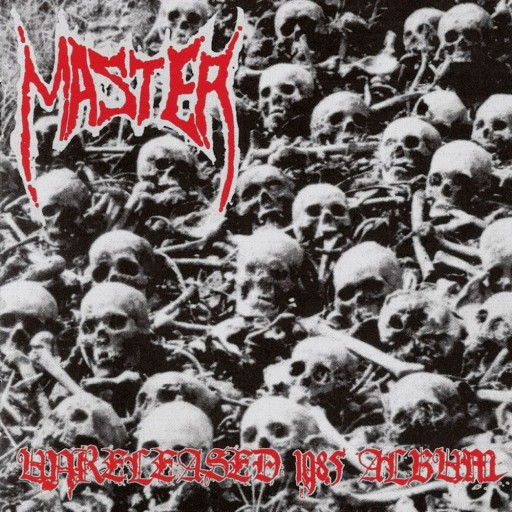 Master - Unreleased 1985 Album 2003