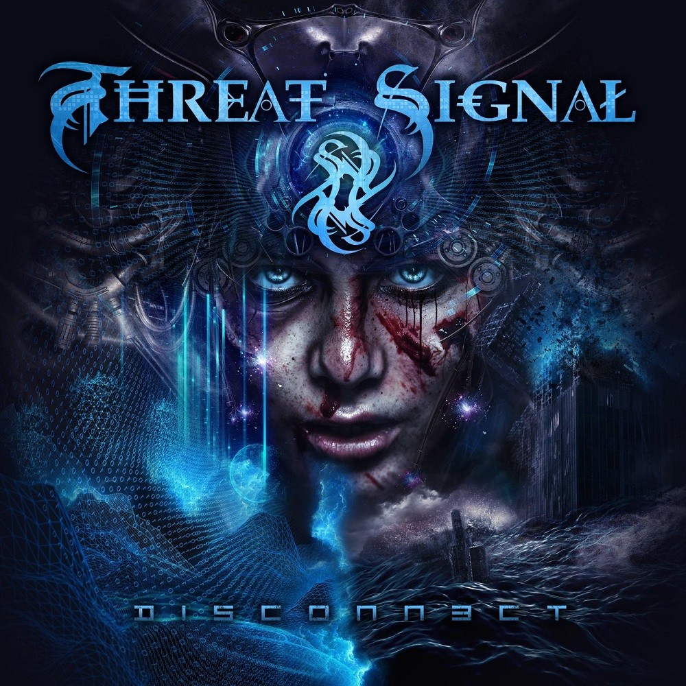 Threat Signal - Disconnect (2017) Cover
