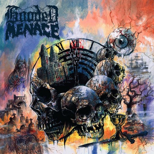 Hooded Menace - Labyrinth of Carrion Breeze 2014