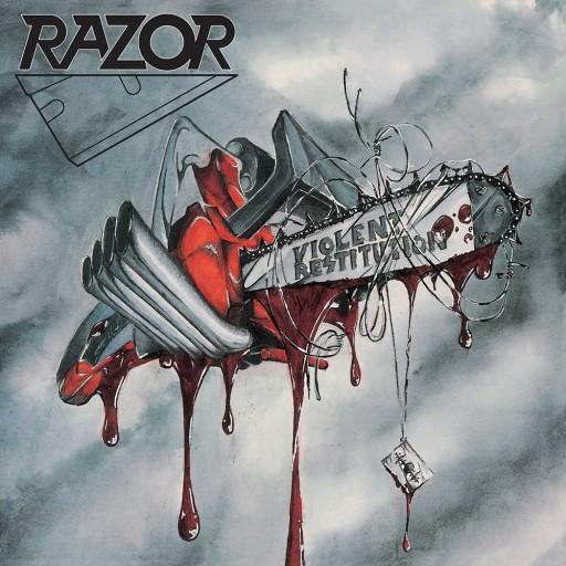 Razor - Violent Restitution 1988