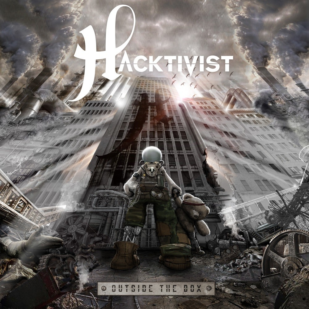 Hacktivist - Outside the Box (2016) Cover