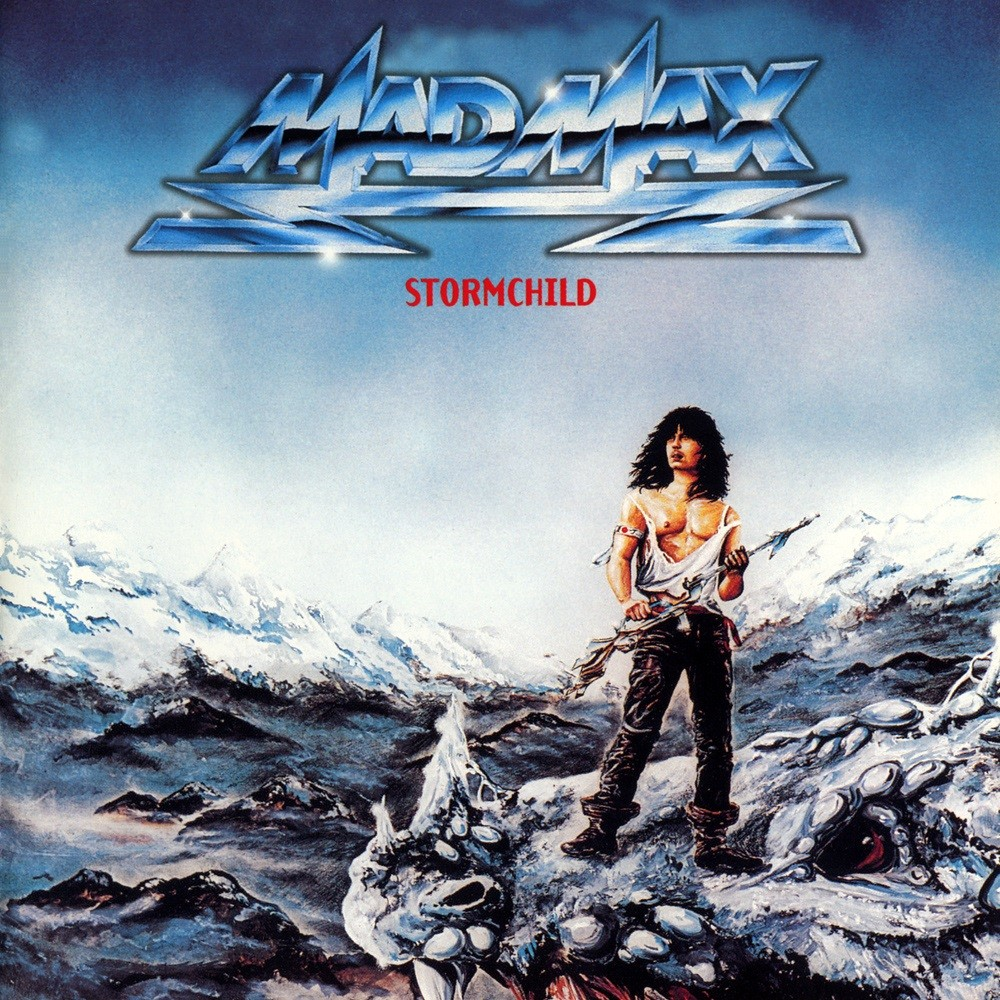 Mad Max - Stormchild (1985) Cover