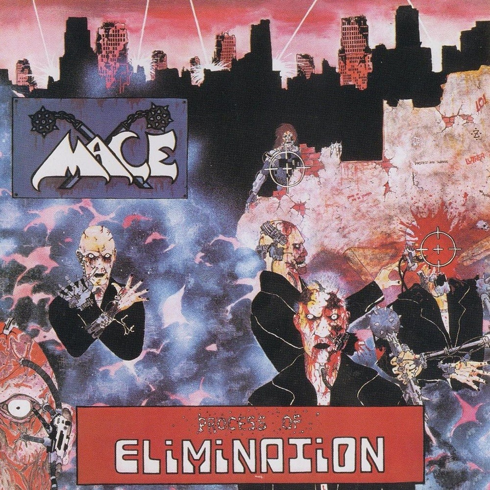 Mace - Process of Elimination (1985) Cover