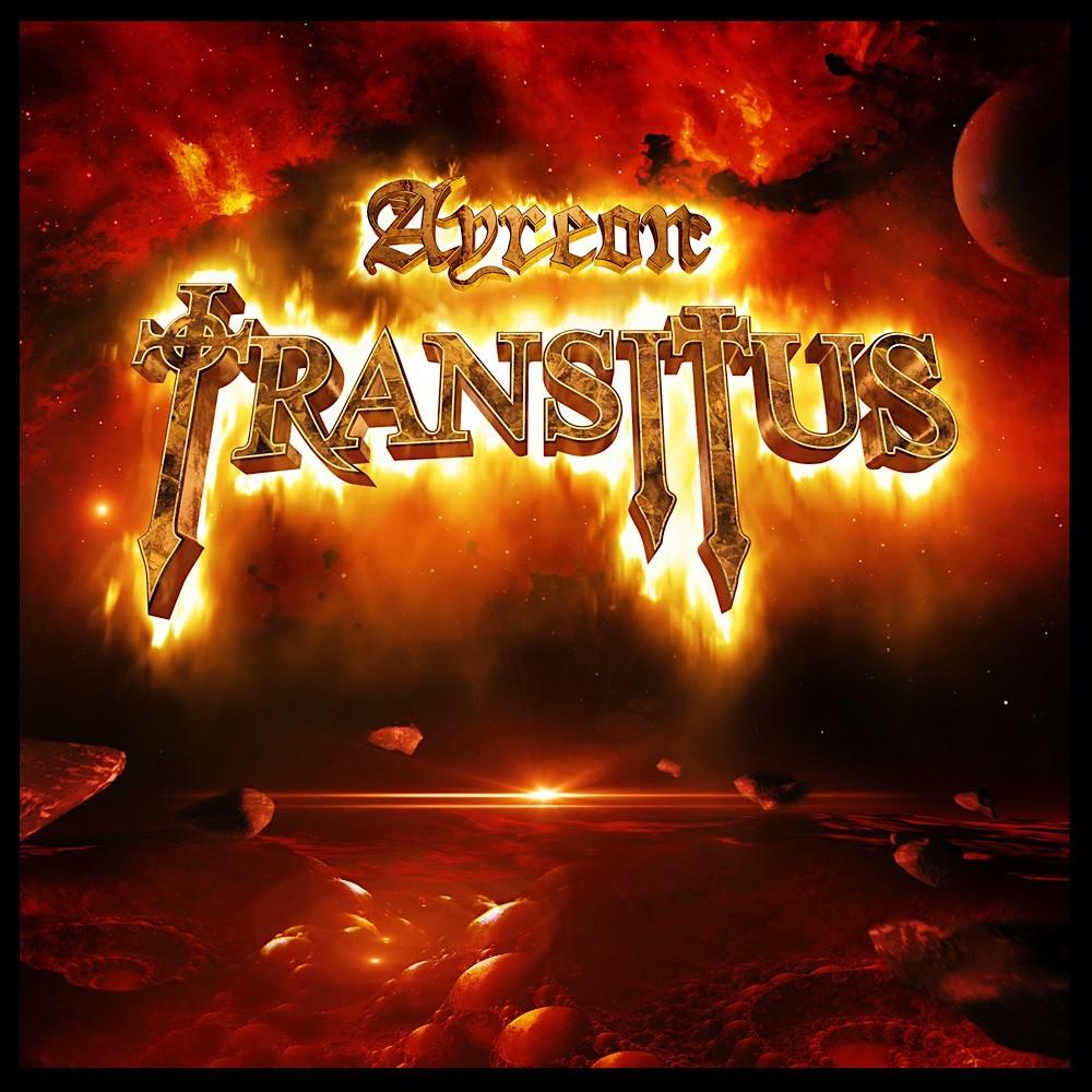 Ayreon - Transitus (2020) Cover