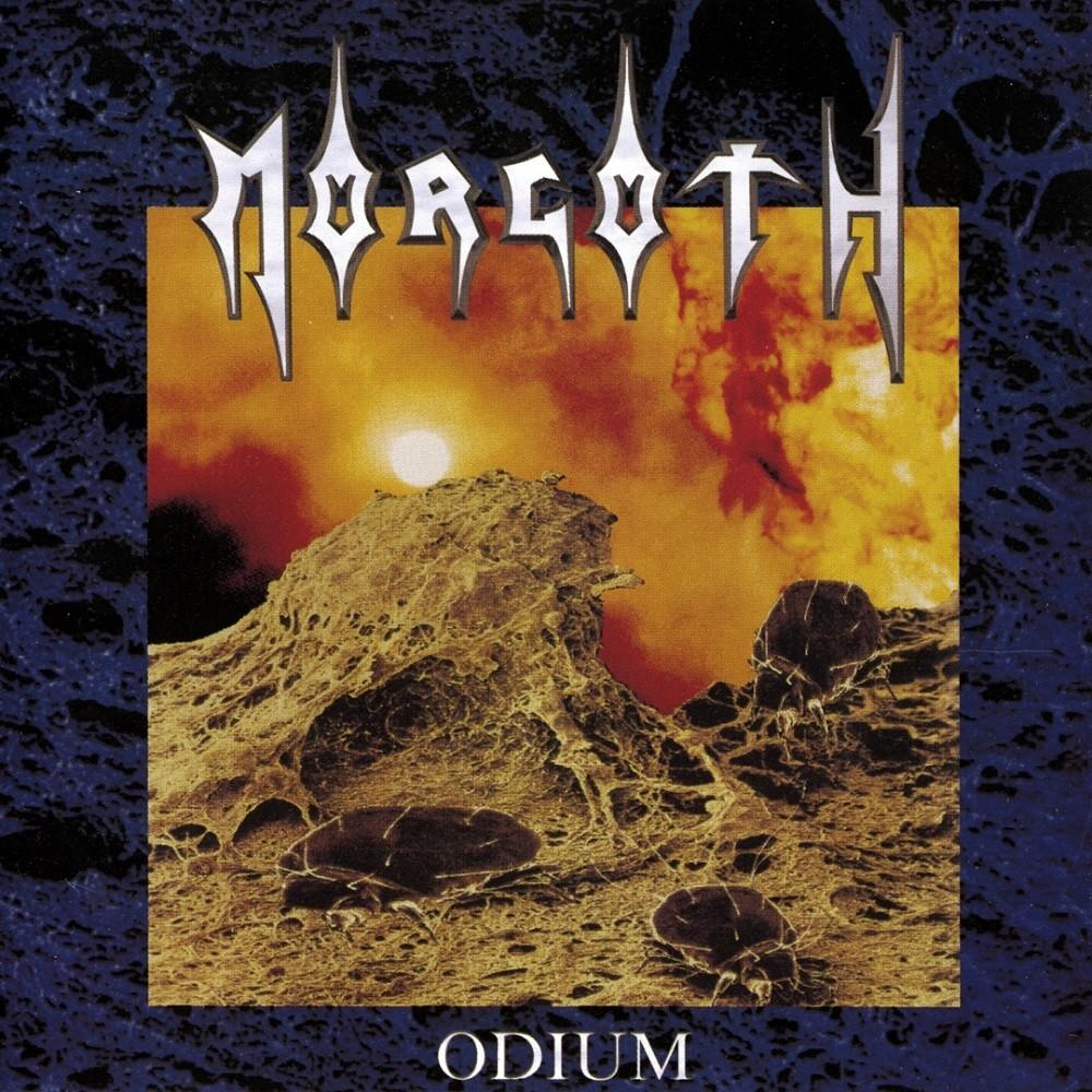 Morgoth - Odium (1993) Cover